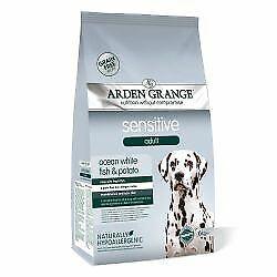 Arden Grange Dog Adult Sensitive - 6kg - 566468