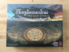 Hoplomachus - The Lost Cities (Chip Theory Games, english)