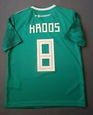 5/5 Kross Germany soccer jersey 9-10 years 2019 away shirt BR3146 Adidas ig93