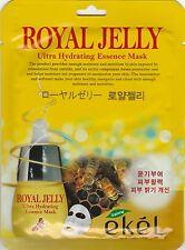 EKEL Ultra Hydrating Essence Mask Korean Masksheet cosmetics ROYALJELLY 1 pcs