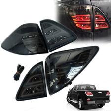 For 2012-2015 Mazda Bt50 Bt50-Pro Ute Smoke Black LED RearTail Lamp Light
