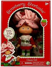 Strawberry Shortcake 35th Birthday Classic Doll 2015 Girls 3+ 6in. Bridge Direct