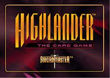 Highlander CCG TV1 Luther Cards Lot