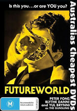 Futureworld DVD NEW, FREE POSTAGE WITHIN AUSTRALIA REGION 4