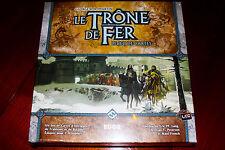 LE TRONE DE FER - JEU DE CARTES - BOARD GAME - NEUF SOUS BLISTER - NEW SEALED