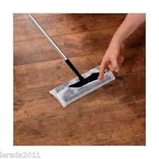 Stratifié Plancher de bois Duster Cleaner & Pack 30 Mop Recharges Anti Static Dust Clean