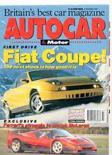 AUTOCAR & MOTOR  24 November 1993 - Road Test: Proton Persona 1.6 SEi