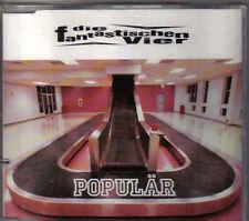 Die Fantastischen Vier-Populair cd maxi single 7 tracks