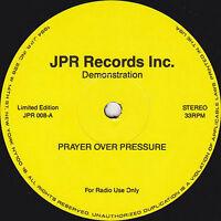 DEMONSTRATION - Prayer Over Pressure - 1996 Jpr Productions - Jpr 008