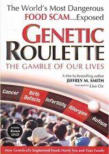 Genetic Roulette DVD - Genetically Engineered, Jeffery M Smith, GMO's, Health