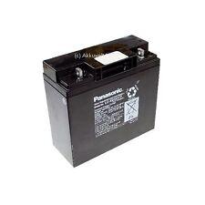PANASONIC Blei Gel Accu 12V 17Ah LC-XD1217PG LC-RD1217P Akku Battery Batterie