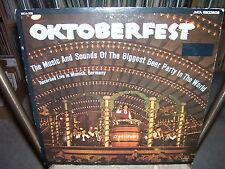 Band Master, FRITZI BIELMEIER, Polka Music, Recorded in Munich Germany, MCA #206