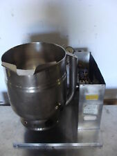 GROEN 20Q NATURAL GAS COUNTER TOP STEAM KETTLE