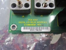 VARIAN E15004050 DIGITAL I/O INTERFACE REV-H