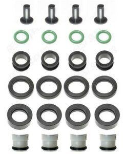 Fuel Injector Repair Service Kit for Honda Accord D16Y8, J30A1, F23A1, F23A4