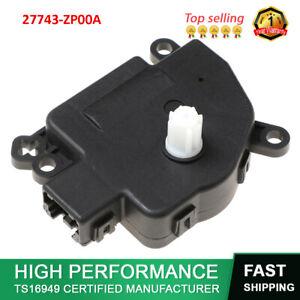 27743-ZP00A For Nissan Titan Armada Quest A/C Heater Defrost Actuator Motor