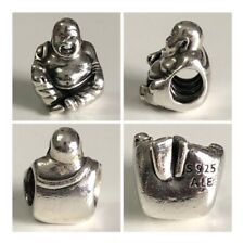 PANDORA MEDITATING BUDDAH CHARM REF 790478 S925 ALE DISCONTINUED