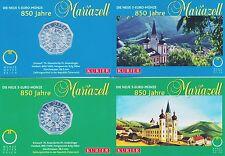 Österreich 5 Euro 2007 Silber 850 Jahre Mariazell 2x Miniblister