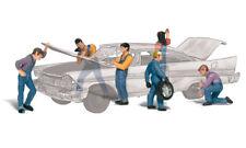 Woodland Scenics A1914 Automechaniker, Figuren Miniaturwelten H0 (1:87)