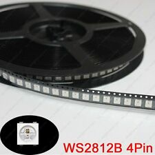 25Pcs WS2812B 5050 SMD Individually Addressable Digital RGB LED Chip 5V