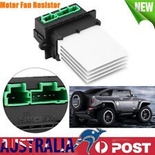 Blower Motor Heater Fan Resistor fit For Citroen C5 C3 C2 Peugeot 107 207 607