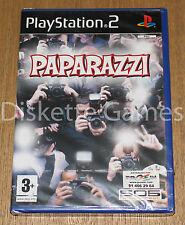 PAPARAZZI - PLAYSTATION 2 PS2 PLAY STATION 2 - PAL ESPAÑA - NUEVO 505 GAMESTREET