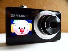 Samsung PL Series PL100/101 12.2MP Digital Camera - Black