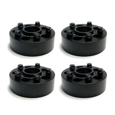 (4) 50mm 5 Lug Wheel Spacers for Mercedes C CL CLS E GL ML R SL Hubcentric 5x112
