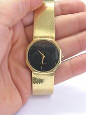 18Kt Mens Concord Mariner Quartz Yellow Gold Watch 77.5 Grams 7""