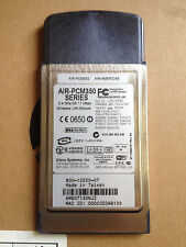 Cisco Aironet 350 PCMCIA Wireless WiFi 802.11B Card Adapter 11Mbps