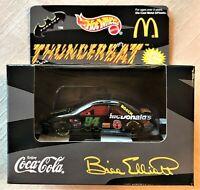 Hot Wheels Bill Elliott 1995 Batman McDonalds CocaCola Bosch Race Car 1/15,000
