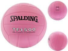 Spalding TF1500 Micro fiber Composite Volleyball Pink