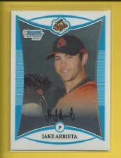 Jake Arrieta RC 2008 1st Bowman Chrome Prospects Rookie # BCP164 Cubs Phillies