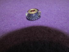 "Authentic Chamilia "" Mystic Collection"" Purple 2116-0082 Bead"