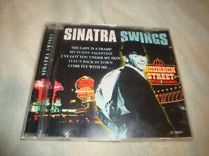 CD Sinatra Swings und Don Henley