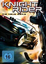 4 DVDs * KNIGHT RIDER 2008 - Die neue Serie  # NEU OVP +