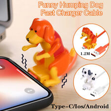 More details for humping spot dog charging cable fast charger cable for android phone gifts