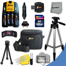Ultimate Accessory Kit for Canon Powershot SX160 IS SX150 IS SX130 IS SX120 IS