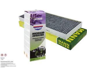 Mann-Innenraum-Filter+Klima-Fresh for Peugeot 807 E Expert 224 Box
