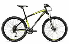 Saracen Mountain Bike Aluminium Frame Unisex Adults Bicycles