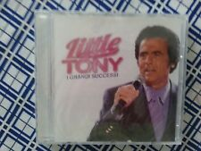 CD LITTLE TONY I GRANDI SUCCESI  NUOVO SIGILLATO RARE