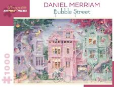 Pomegranate Jigsaw - Bubble Street by Daniel Merriam (1000 pieces)