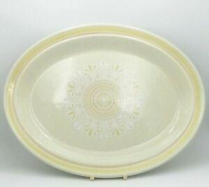 "bulkRoyal Doulton Lambethware Sunny Day Platter Meat Plate 13.5"" x 10.25"""