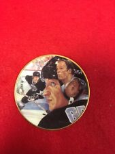 1989 Wayne Gretzky The Great One limited edition plate  Kings  3 1/8 inch   99