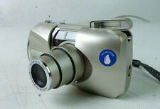 Olympus µ[mju:]-III 120 Kompaktkamera Kleinbildkamera Kamera Gold gecheckt X-149
