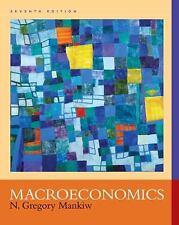 Macroeconomics by Mankiw, N. Gregory
