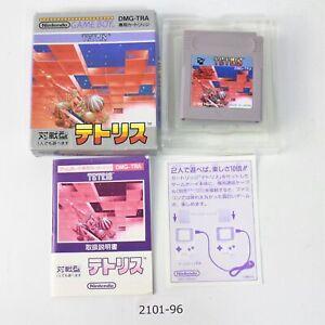 Nintendo Gameboy Tetris Working NTSC-J Japan 2101-096