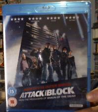 Attack the Block Blu-ray (2011) Jodie Whittaker ***NEW***