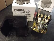 Merrill 40/60 Low Volume Pressure Switch for Water Well