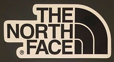 "THE NORTH FACE Vinyl Sticker Decal 3""x6"""